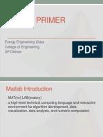 Matlab Primer 2321231