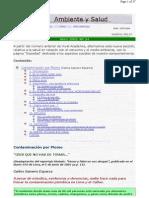 Vivat Academia - Abril 2002. Nº 34 - Ambiente y Salud - Gris que no has de tomar (Carlos Gamero Esparza)