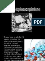Efectele drogurilor