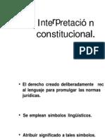 Interpretación constitucional 2011-unprotected
