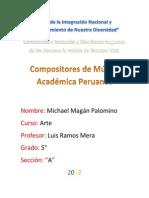 Compositores Musica Academica Peruana