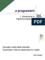 Curs 01_Introducere -Ingineria Programari C#