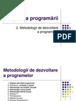 Curs 02_Metodologii -Ingineria Programarii C#