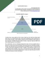 A pirâmide global da riqueza