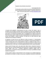 População e desenvolvimento (in)sustentável