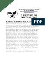 A HISTÓRIA DO INTEGRALISMO DE PLÍNIO SALGADO