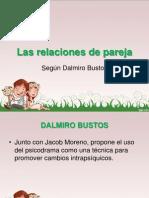 Presentacion de La Vinculacion de Dalmiro Bustos