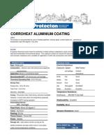 DS 163 Corroheat Aluminium Coating