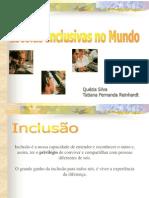 Apresentacao de Escolas Inclusivas