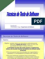 Teste de Software[1]