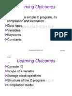 Basics Of C Program