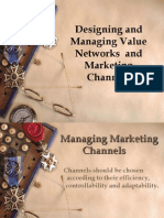 Managing Marteing Channels