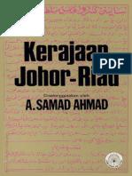 Kerajaan Johor Riau