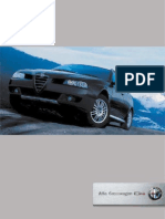 Alfa Crosswagon Brochure