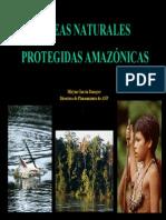 Areas Naturales Protegidas Amazonicas