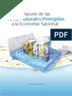 Aporte Areas Naturales Protegidas a La Economia Nacional