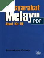 Masyarakat Melayu Abad Ke-19