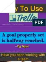 Darlin Tenoso - How to Use Trello