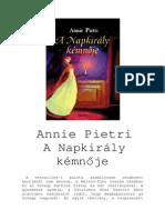 Annie Pietri_ A Napkirály kémnője