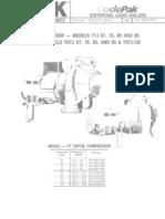 160.45-RP2.2 YTJ Centrifugal Compressors
