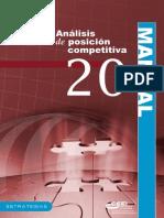 Cápsula 20. Análisis de posición competitiva