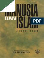 Manusia dan Islam (Jilid Tiga)