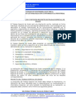 Guía de Elaboración y Revisión de Proyecto de Trabajo Especial de Grado