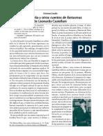Castellani, Leonardo - Martita Ofelia y Otros Cuentos de Fantasmas