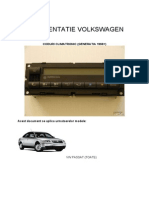 Volkswagen Climatronic Ro