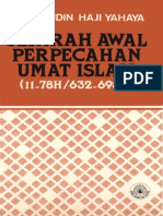 Bunga Rampai Sastera Melayu Warisan Islam