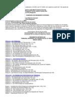 Regimento Interno Do TRT-SC