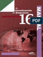 Cápsula 16. Plan de Internacionalización de Empresas