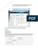 Crear email Cpanel