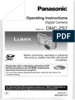 Panasonic Lumix DMC-ZS7 Camera
