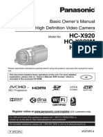 HCX920