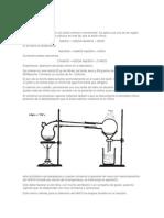 Preparación, elaboracion  de ACIDO NITRICO