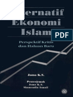 Alternatif Ekonomi Islam