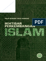 Ikhtisar Perkembangan Islam