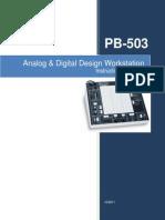 PB 503 v3 Manual