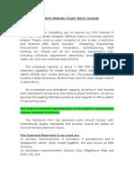 Npk Plant Basic Design