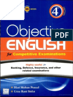 Objective English Hari Mohan Prasad