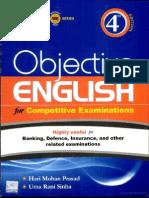Objective English Hari Mohan Prasad