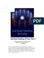 Spiritual Healing of Fear 1 AQ