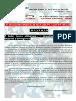 Reunió Directora General a València 5-12-2013