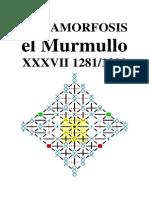 M XXXVII (1281 1300) Metamorfosis