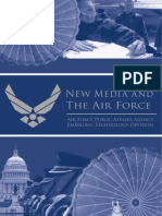 New Media and the USAF