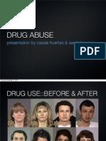 Drug Abuse Presentation