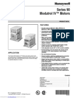 Modutrol IV Motors Series 90