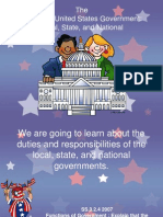 local state and national governments -1