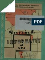 Sistemul Informativ Al SUA